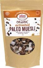 Activated Organic Paleo Muesli  300g