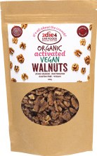 Activated Organic Walnuts Vegan 300G
