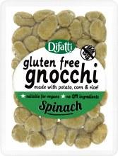 Gluten Free GnocchiSpinach