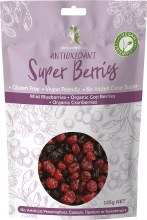 Antioxidant Super Berries Blueberries, Cranberries & Goji 125G