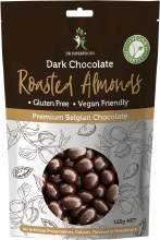 Roasted Almonds Dark Chocolate Almonds 125G