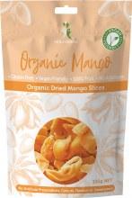 Certified Organic Mango Dried Mango 100g