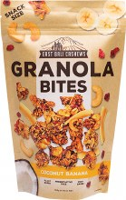 Granola Bites Coconut Banana 150g