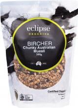 Organic Raw BircherChunky Australian Muesli 450g