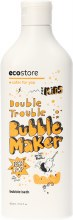 Kids Double Trouble Bubble Maker Pear Pop 400ml