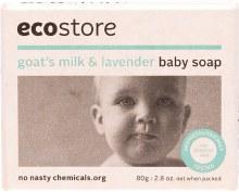 Baby Soap Goat's Milk & Lavender 80g