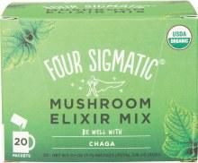 Mushroom Elixir Mix Packets With Chaga 20