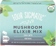 Mushroom Elixir Mix Packets With Reishi 20