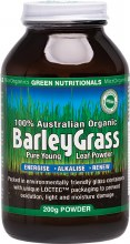 Barleygrass 100% Australian Organic