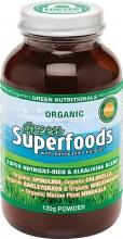 Green Superfoods Powder 120G