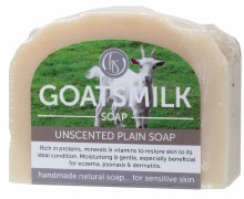 Goat's Milk Soap Unscented 140g