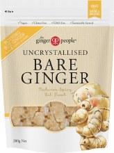Uncrystallised Bare Ginger  200G