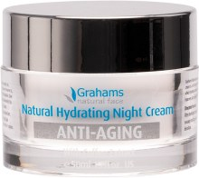 Anti-Aging Night Cream With Coffee Extract