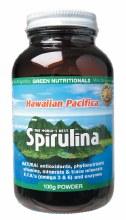 Hawaiian Pacifica Spirulina Powder 100G