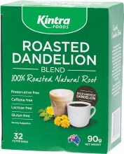 Roasted Dandelion Blend Tea Bags Tea Bags X 32 90G