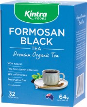 Formosan Black Tea Tea Bags x 32 64g
