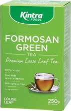 Formosan Green Tea Loose Leaf 250g