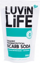 Bi-Carb Soda Organic & Pharmaceutical 500g