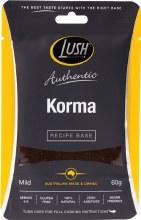 Authentic Recipe Base Korma - Mild 60g
