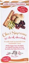 Chai Supreme Dark Chocolate 85g
