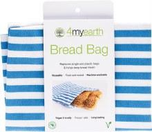Bread Bag Denim Stripe - 30x40cm