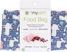 Food Bag Animals - 25x20cm