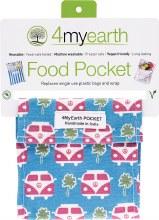 Food Pocket Combie - 14x14cm