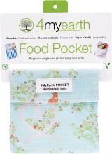 Food Pocket Love Birds - 14x14cm