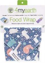 Food Wrap Animals - 30x30cm