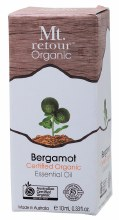Essential Oil (100%) Bergamot 10ml