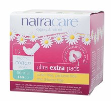 Ultra Extra Pads Normal (Wings) 12