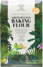 Gluten Free Banana Baking Flour From Cavendish Bananas 500G