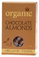 Chocolate Almonds Milk Chocolate 150g
