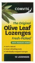 Olive Leaf Extract Lozenges With Manuka Honey 12