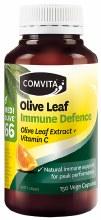 Olive Leaf Extract Immune Defence Vege Caps 150