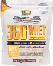 360Whey (WPI+WPC Combo) Chocolate 500g