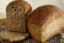 SPELT MEGAGRAIN TINNED LOAF 600G (SLICED THERMO BAGGED)