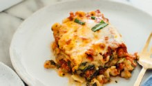 Lasagna Organic Mixed Vegetable (Tray 8 Slice)