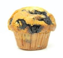 Vegan Muffin Blueberry