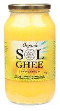 Organic Ghee  685g