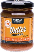 Curry Paste Butter Chicken