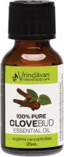 Essential Oil (100%) Clove Bud 25ml