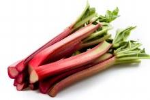 Rhubarb Bch
