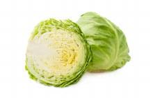 Cabbage Sugar Loaf Half