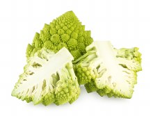 Cauliflower Romanesco Half