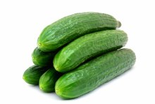 Cucumber Lebanese Glasshouse 500Gm