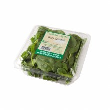 Spinach Baby 120G