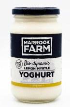 Yoghurt Lemon Myrtle 375G