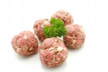 Beef Rissoles 500g