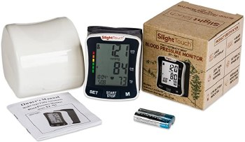 Slight Touch Blood Pressure